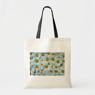 Picture of Daisies Canvas Bags