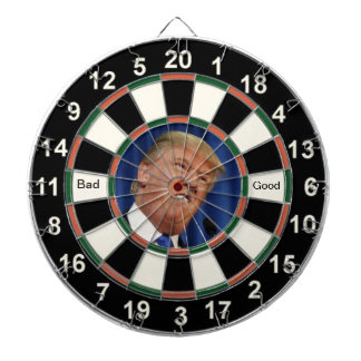 Picture of Donald Trump Dartboard