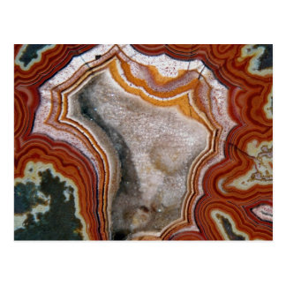 Picture of Dryhead agate Postcard