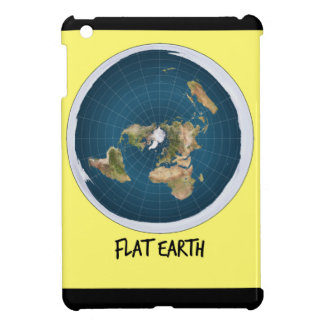 Picture Of Flat Earth Case For The iPad Mini