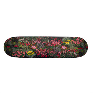 Picture of Flower exhibition, County Show, England Skate Board