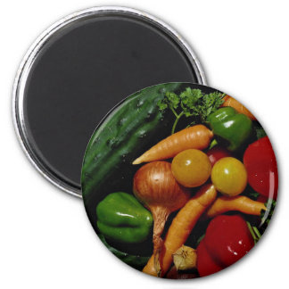 Picture of Fresh vegetables Magnet