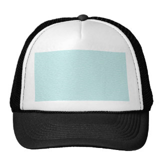 Picture of Light Turquoise Leather. Cap