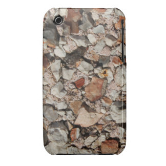 Picture of Stones on a Wall. iPhone 3 Cover