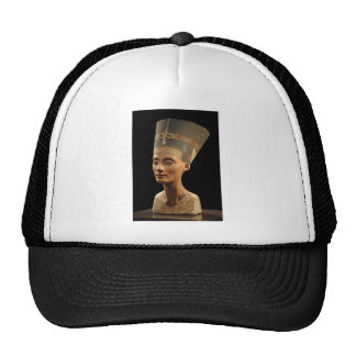 Picture of the Nefertiti Bust in Neues Museum Hats