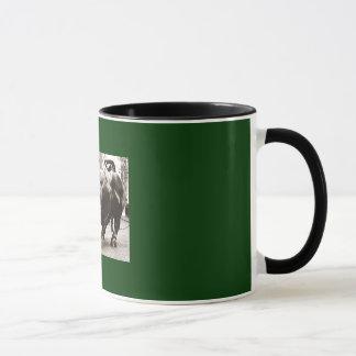 Picture of Wall Street Bull Mug