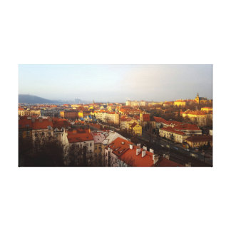 Picture Perfect Prague Canvas Print
