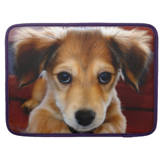 Picture Perfect Puppy! Sleeve For MacBooks