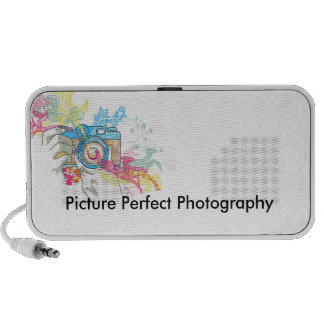 Picture Perfect Speaks Travelling Speaker