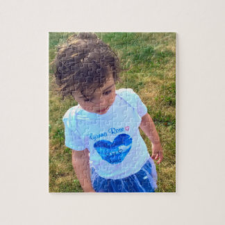 Picture Puzzle 8x10 | Add your own photo.