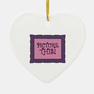 Picture This Christmas Tree Ornaments