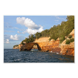 Pictured Rocks National Lakeshore Photo Print