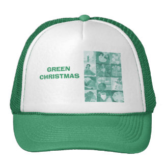 Pictures of Christmas Trucker Hat