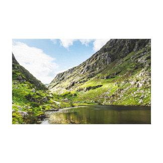 Picturesque Ireland - Gap of Dunloe Canvas Print