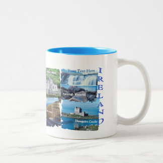 PICTURESQUE IRELAND  MUG Eight Scenic Designs
