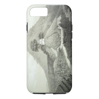 Picturesque view at the Temple of the Cross, Palen iPhone 7 Case