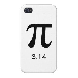 Pie 3.14 iPhone 4 case