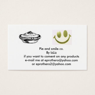 Pie and smile co.