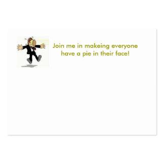 pie business card