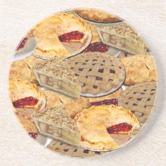 Pie Coaster