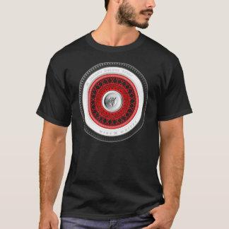 Pie Crust Spoked Wire Wheel T-Shirt