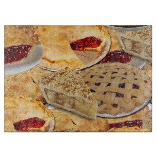 Pie Cutting Board