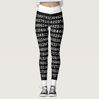 Pie. For you Sexy Nerdy Girls! Leggings