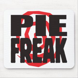 Pie Freak Mouse Pad