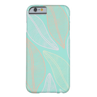 Pie leaves phone marries barely there iPhone 6 case