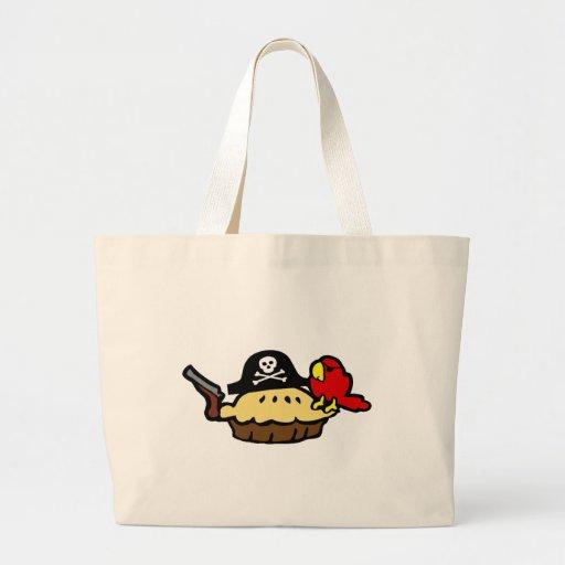 Pie Rate Canvas Bag