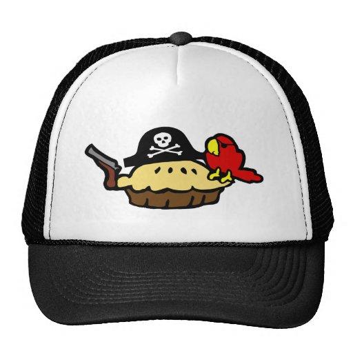 Pie Rate Mesh Hat
