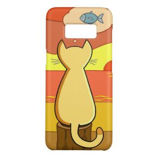 Pie's Fishy Idea Case-Mate Samsung Galaxy S8 Case