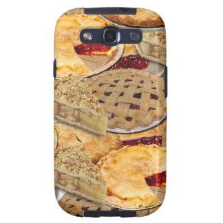 Pie Samsung Galaxy S3 Cases