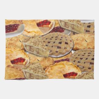 Pie Tea Towel