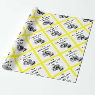 pie wrapping paper