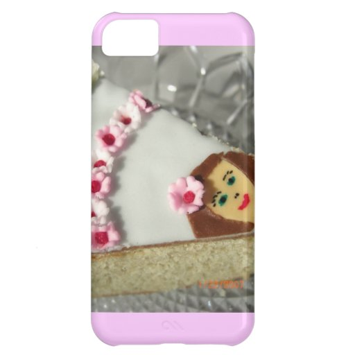Piece of cake cover for iPhone 5C