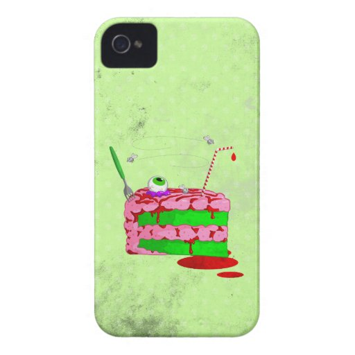 Piece Of Cake iPhone 4 Cover