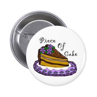 Piece of Cake Pin