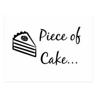 Piece of Cake Postcards