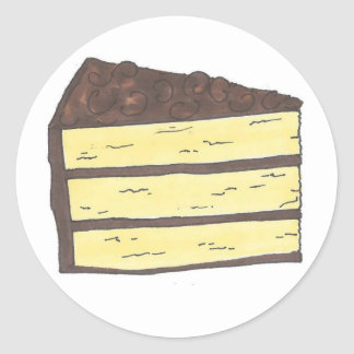 Piece of Cake Stickers