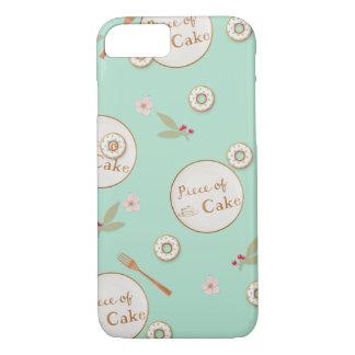 Piece of Cake Summer Desserts iPhone 7 Case