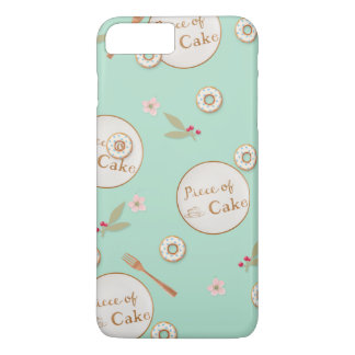 Piece of Cake Summer Desserts iPhone 7 Plus Case