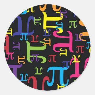 Piece of the Pi Round Sticker