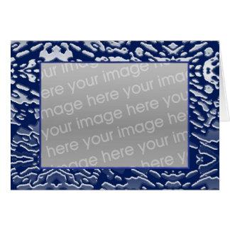 Piece (photo frame) card
