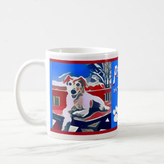 """Pieces"" American Classic 11oz Mug"