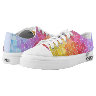 Pieces of Colour Low Tops