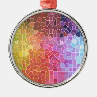 Pieces of Colour Metal Ornament