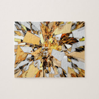 Pieces of Gold Jigsaw Puzzles
