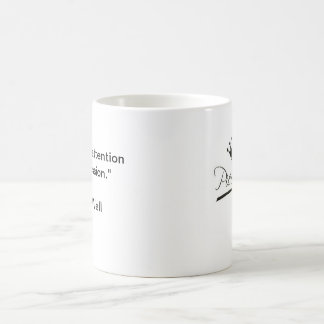 PieceWellQuote Coffee Mug