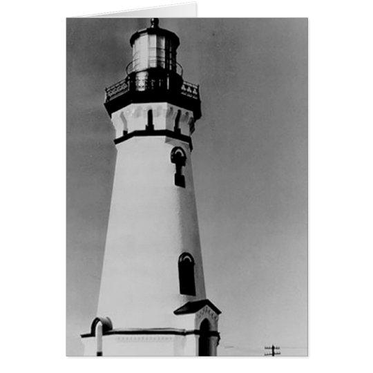 Piedras Blancas Lighthouse Card
